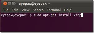 Ubuntu Console